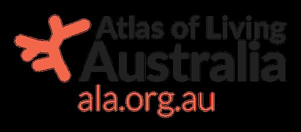 Atlas of Living Australia logo